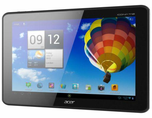 Acer Iconia Tab A510 32GB Black 'Olympic Game Edition'